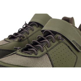 Cube MTB Peak Shoes olive